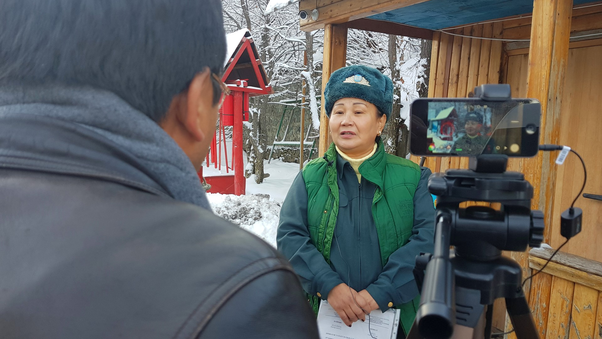 Kazakhstan: Digital media skills for journalists and press officers